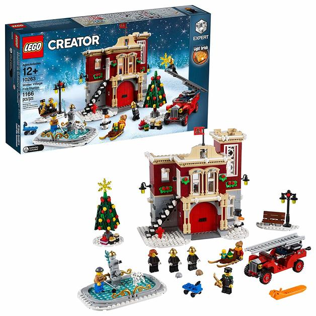 LEGO Creator: Winter Village Fire Station (10263)