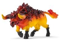 Schleich - Fire Bull