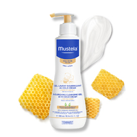 Mustela: Nourishing Cleansing Gel with Cold Cream image