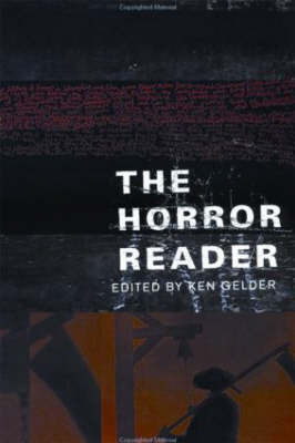 The Horror Reader image