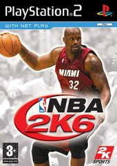 NBA 2K6 for PlayStation 2