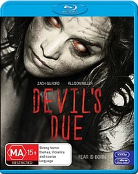 Devil's Due on Blu-ray