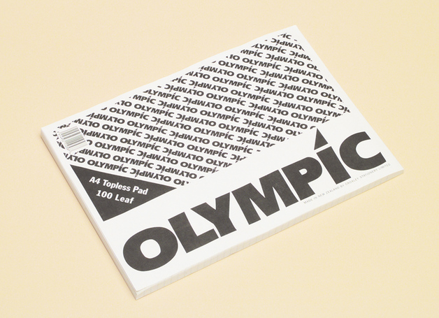 Olympic Topless A4 Pad (Pack of 10)