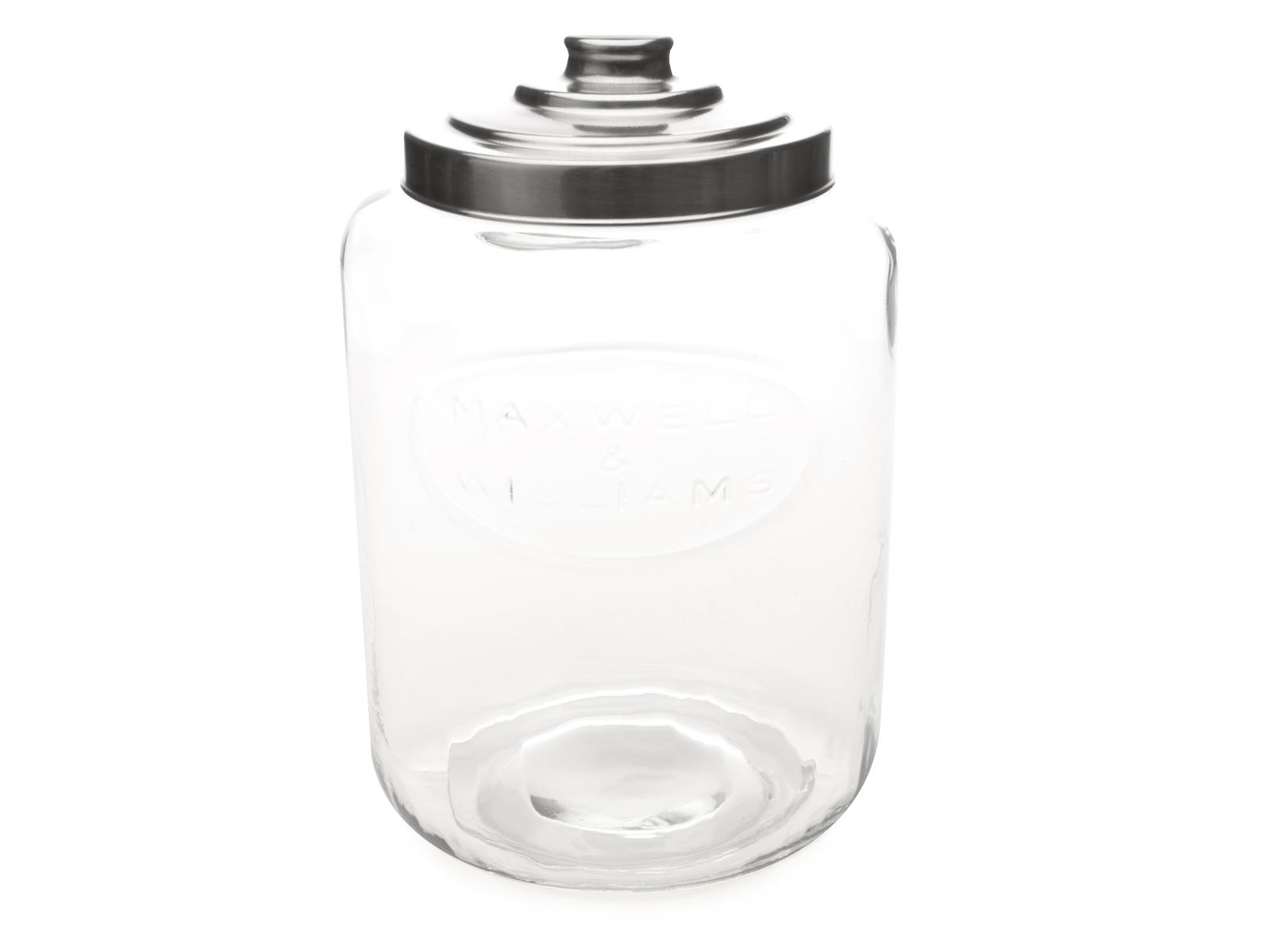 Maxwell & Williams - Glass Candy Jar (6L) image