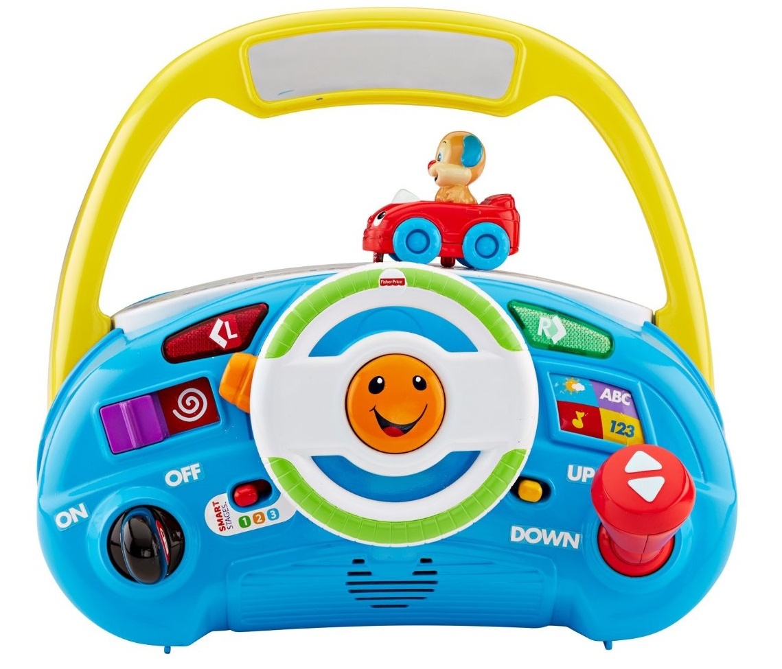 Buy Fisher-Price: Laugh & Learn Puppy's Smart Stages ...