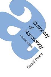A Dictionary of Narratology (Revised Edition) by Gerald Prince image