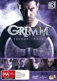 Grimm - Season 3 on DVD
