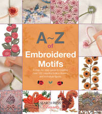 A-Z of Embroidered Motifs by Country Bumpkin Publications