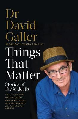 Things That Matter by David Galler