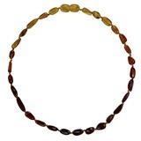 Bammeado Child Necklace Bean - Rainbow (37cm)