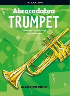 Abracadabra Trumpet (Pupil's Book) by Alan Tomlinson