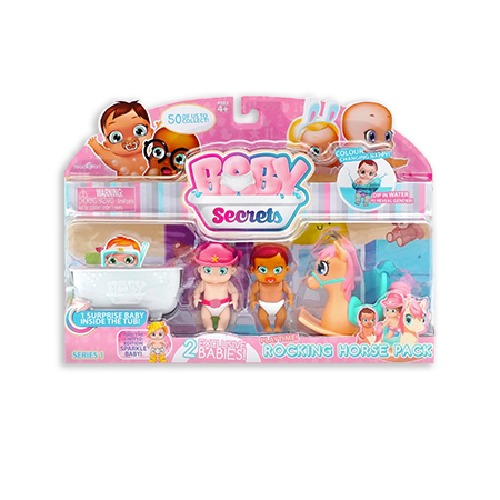 Baby Secrets: Accessory Pack - Rocking Horse Pack