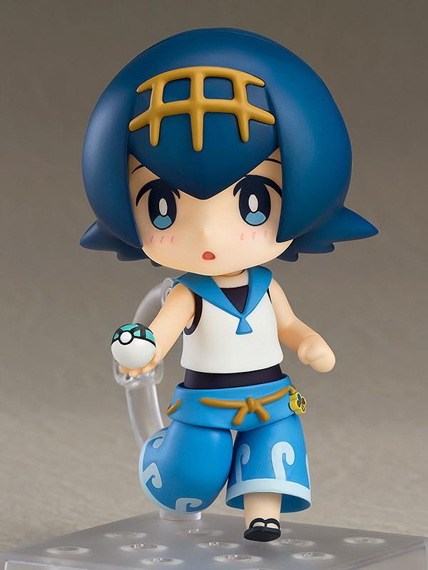 Pokemon: Nendoroid Lana - Articulated Figure