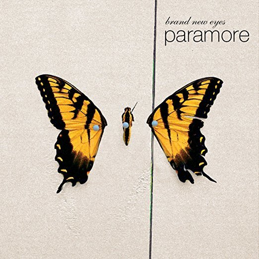 Paramore - Brand New Eyes by Paramore