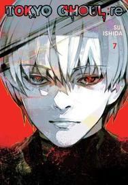 Tokyo Ghoul: re, Vol. 7 by Sui Ishida