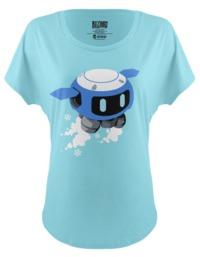 Overwatch: Mei Icon - Women's Dolman Shirt (2XL)
