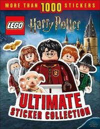 LEGO Harry Potter Ultimate Sticker Collection by DK image