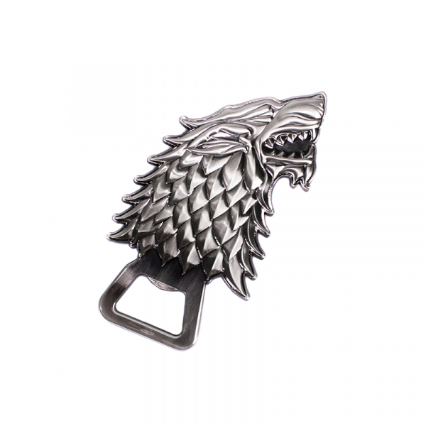 Game of Thrones: Sculpted Bottle Opener - Stark