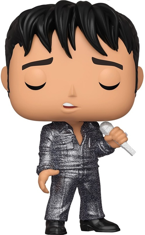 Elvis Presley: 1968 Comeback Special - Pop! Vinyl Figure