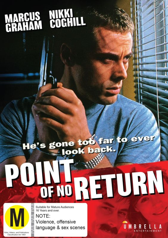 Point Of No Return on DVD
