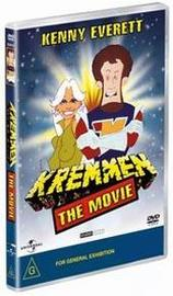 Kremmen: The Movie on DVD