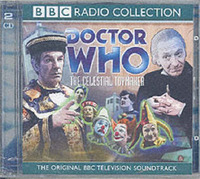 Doctor Who: the Celestial Toymaker image