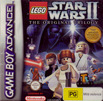 LEGO Star Wars II: The Original Trilogy for GBA