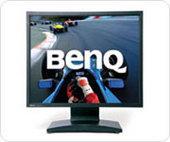 BenQ FP93GX 19 Black LCD Monitor 2ms response
