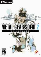 Metal Gear Solid 2 Substance for PC
