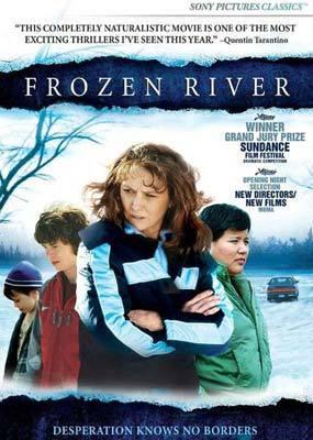 Frozen River on DVD