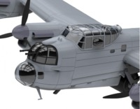 Airfix Avro Lancaster BIII 1:72 scale model kit
