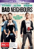 Bad Neighbours on DVD