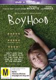 Boyhood on DVD