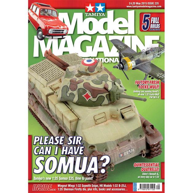 Model Magazine International Issue #235