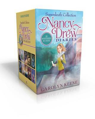 Nancy Drew Diaries Supersleuth Collection by Carolyn Keene