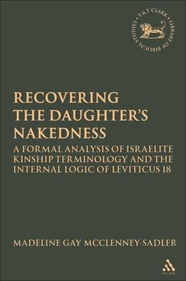 Recovering the Daughter's Nakedness by Madeline Gay McClenney-Sadler image