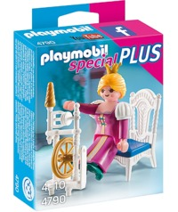 Playmobil: Princess with Weaving Wheel (4790)