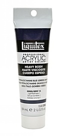 Liquitex: Heavy Body Acrylic - Phthalocyanine Blue (Green Shade) (59ml)
