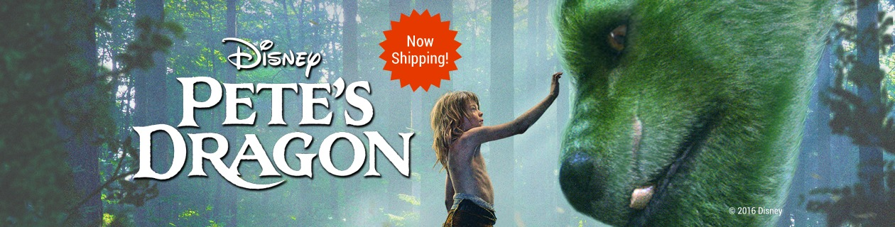 Pete's Dragon with giveaway