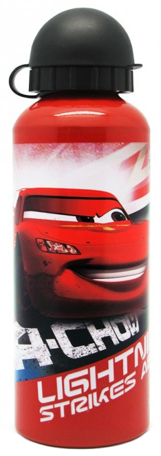 Disney Cars 3 Aluminium Drink Bottle (500ml)