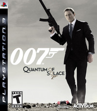 James Bond: Quantum of Solace for PS3