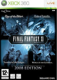 Final Fantasy XI Collection (includes 4 expansion packs) for Xbox 360 image