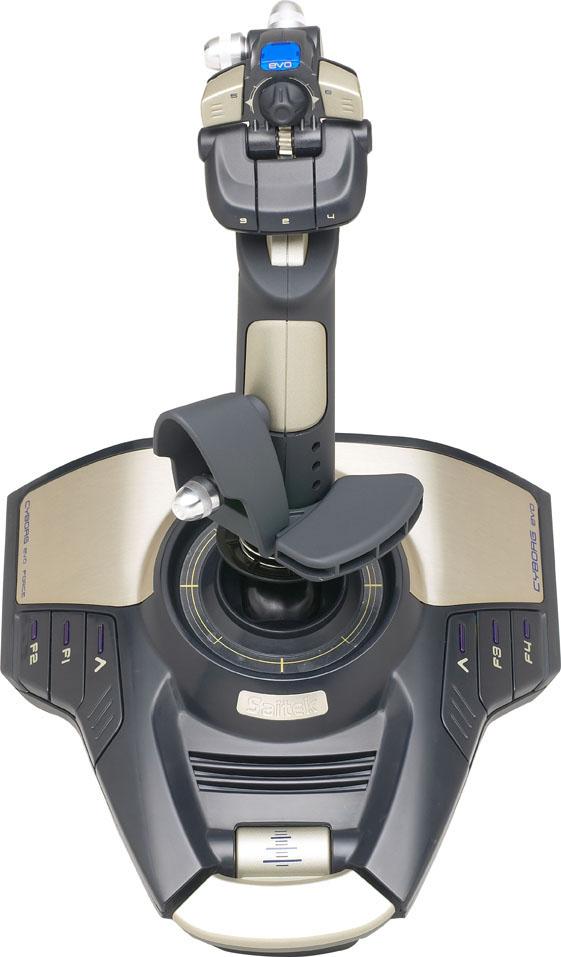 Saitek Cyborg Evo Force Stick image