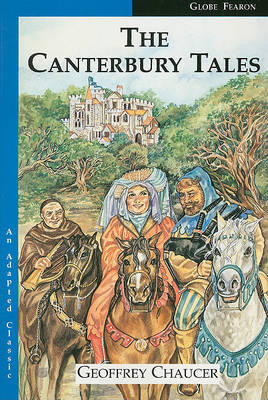 Adapted Classics Canterbury Tales Se 95c by Geoffrey Chaucer image
