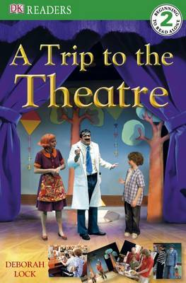 A Trip to the Theatre by Deborah Lock