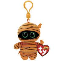 Ty Beanie Boo's: Mummy Orange - Clip On