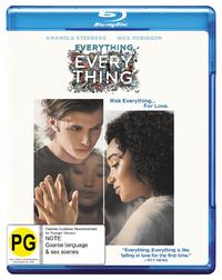 Everything, Everything on Blu-ray