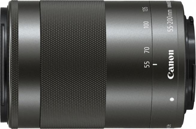 Canon EF-M 55-200mm F/4.5-6.3 IS STM EF-M Mount Lens image