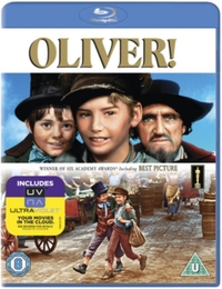 Oliver on Blu-ray