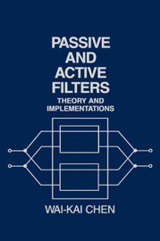 Passive and Active Filters by Wai-Kai Chen image